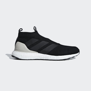 A 16+ Ultraboost Shoes Core Black / Core Black / Clear Brown BB7417
