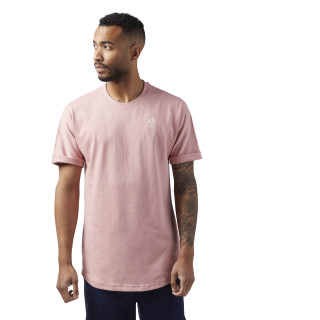 Classic Long T-Shirt Chalk Pink CD6627
