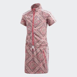 GRPHC Dress Multicolor / White CE1122