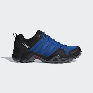 Tenis Terrex AX2R CORE BLACK/CORE BLACK/BLUE BEAUTY AC8033