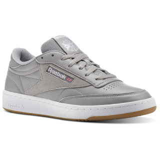 Club C 85 ESTL Powder Grey / White / Washed Blue / Gum CM8794