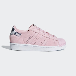 Zapatilla Superstar Clear Pink / Clear Pink / Ftwr White B37279