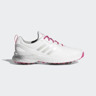 Response Bounce Shoes Cloud White / Real Magenta / Silver Metallic AC8283