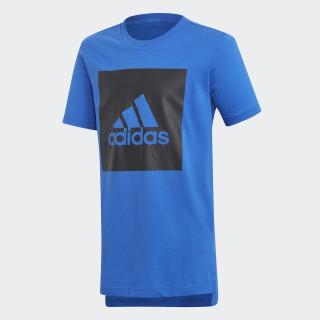 Camiseta Essentials Logo Blue / Black DJ1749