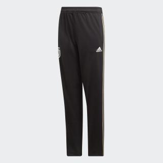 Juventus Polyester bukser Black / Clay CW8755