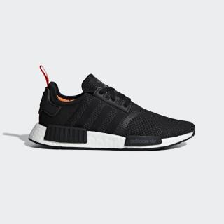 Sapatos NMD_R1 Core Black / Core Black / Solar Orange B37621