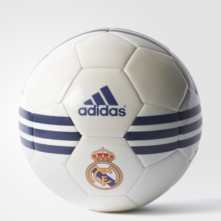 Real Madrid Soccer Ball White / Raw Purple / Collegiate Royal AP0487
