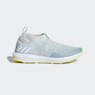 RapidaRun Laceless Shoes Ash Green / Chalk White / Shock Yellow AH2596