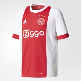 Camisola Principal do Ajax Amsterdam Red/White/Bold Red AZ7870