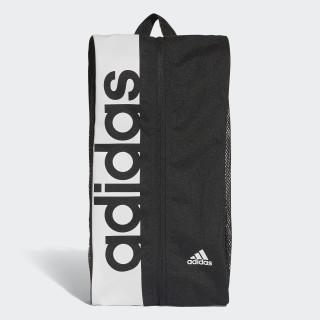 Borsa per le scarpe Linear Performance Black/White S99973