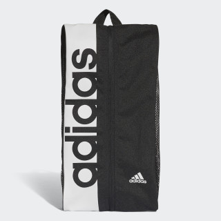 Linear Performance Shoe Bag Black/White S99973