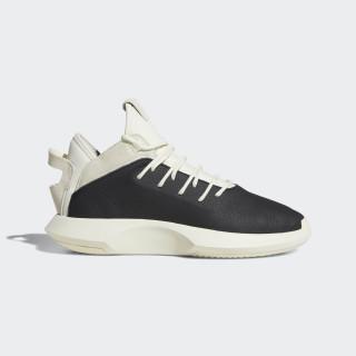 Crazy 1 ADV Leather Shoes Core Black / Cream White / Real Purple B37566