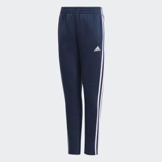 Spodnie z polaru Essentials 3-Stripes Collegiate Navy BQ2829