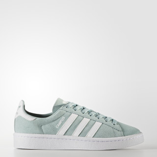 Tenis Campus TACTILE GREEN S17/FTWR WHITE/FTWR WHITE BY9578