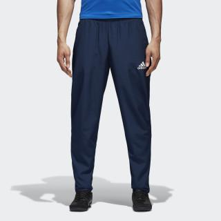 Pantalon Tiro 17 Collegiate Navy/White BQ2793