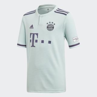 FC Bayern Replica udebanetrøje Ash Green / Trace Purple / White CF5396