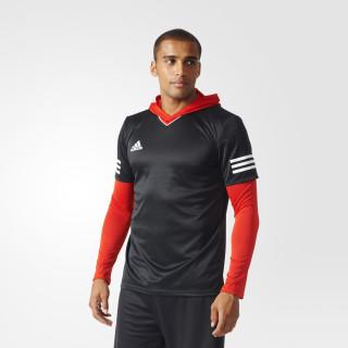 Conjunto de Camiseta y Capa Base Tango Future BLACK/RED B47658