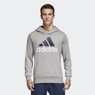 Essentials Linear Hoodie Medium Grey Heather S98775