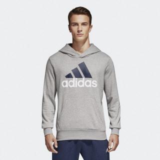 Sweat-shirt à capuche Essentials Linear Pullover Medium Grey Heather S98775