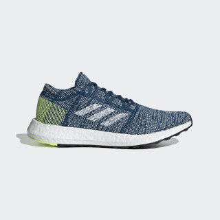 Pureboost Go Shoes Legend Marine / Ftwr White / Hi-Res Yellow B37804