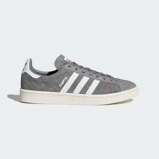 Chaussure Campus Grey Three/Footwear White/Chalk White BZ0085