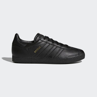 Gazelle sko Core Black/Core Black/Core Black BY9146