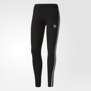 3-Stripes Leggings Black AJ8156