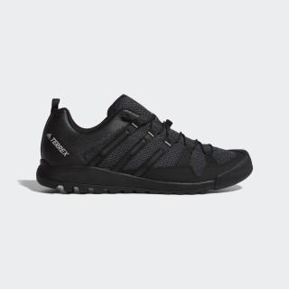 TERREX Solo Schuh Dark Black/Core Black/Grey BB5561