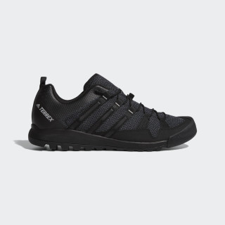 Zapatilla adidas TERREX Solo Dark Black/Core Black/Grey BB5561