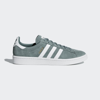 Campus Shoes Raw Green / Ftwr White / Crystal White B37822