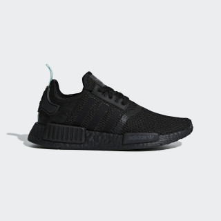 NMD_R1 Shoes Core Black / Core Black / Clear Mint AQ1102