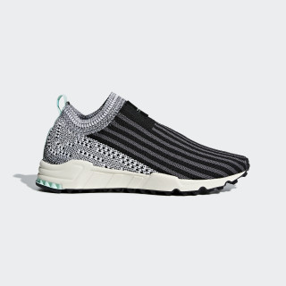 EQT Support Sock Primeknit Shoes Core Black / Cloud White / Clear Mint B37528