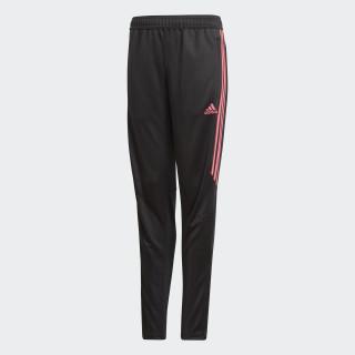 Tiro 17 Training Pants Black / Real Pink DH7019