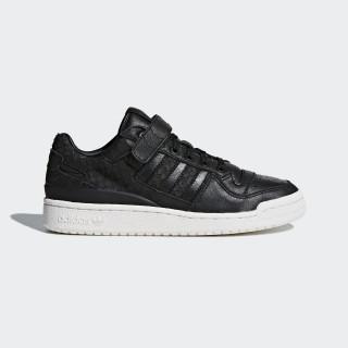 Forum Low Shoes Core Black / Core Black / Chalk White CQ2682