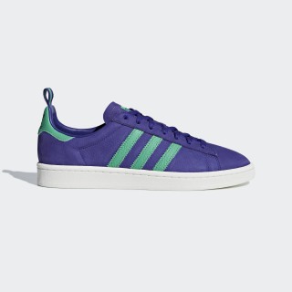Campus Shoes Energy Ink / Signal Green / Chalk White B37855