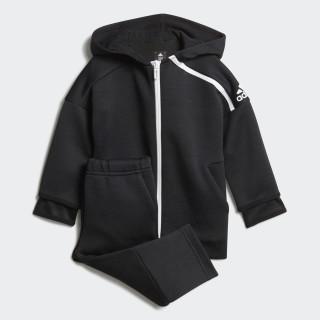 adidas Z.N.E. Mini-Me Track Suit Zne Htr/Black / White DJ1568