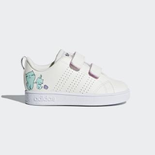 VS Advantage Clean Shoes Running White / Running White / Onix B75969