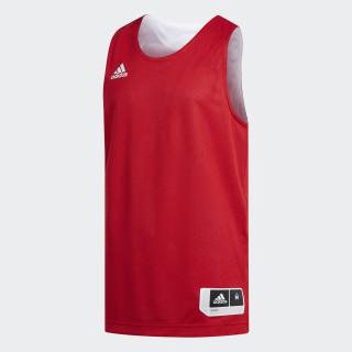 Reversible Crazy Explosive Basketbalshirt Power Red/White CD8625