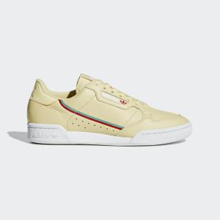 Sapatos Continental 80 Mist Sun / Hi-Res Aqua / Scarlet AQ1054