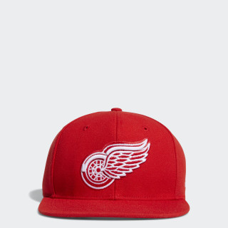 Red Wings Snapback Cap Red CP8138