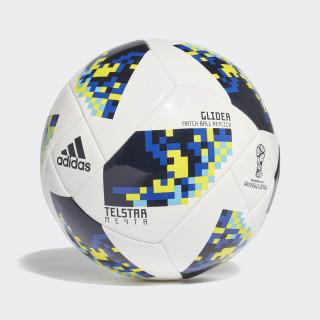 Bola FIFA World Cup Knockout Glider WHITE/NIGHT INDIGO CW4688