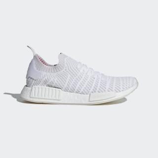 NMD_R1 STLT Primeknit Shoes Ftwr White/Grey One/Solar Pink CQ2390