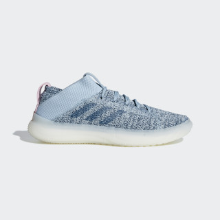 Pureboost Trainer Shoes Ash Grey / Legend Marine / Ice Mint BB7220