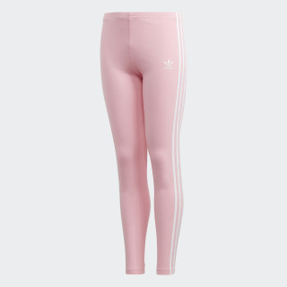 3-Streifen Leggings Light Pink / White DH2663