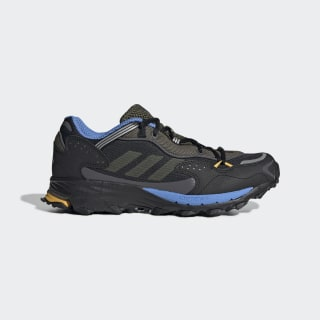 Response Hoverturf GH6100AM Shoes Core Black / Active Gold / Branch FW0988