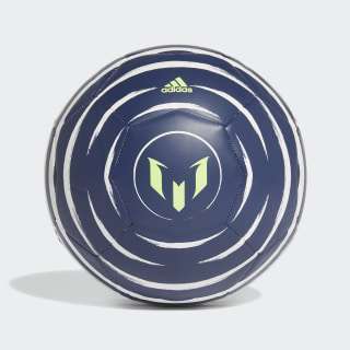 Messi Club Ball Tech Indigo / White / Signal Green FL7026