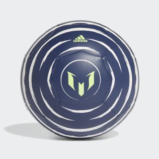 Messi Club Football Tech Indigo / White / Signal Green FL7026