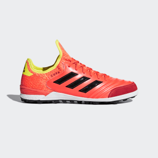 Copa Tango 18.1 Turf Shoes Solar Red / Core Black / Solar Yellow BB7504