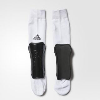 Calcetas Guard WHITE/BLACK AZ9873