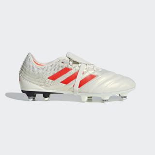 Bota de fútbol Copa Gloro 19.2 césped natural húmedo Off White / Solar Red / Core Black G28989